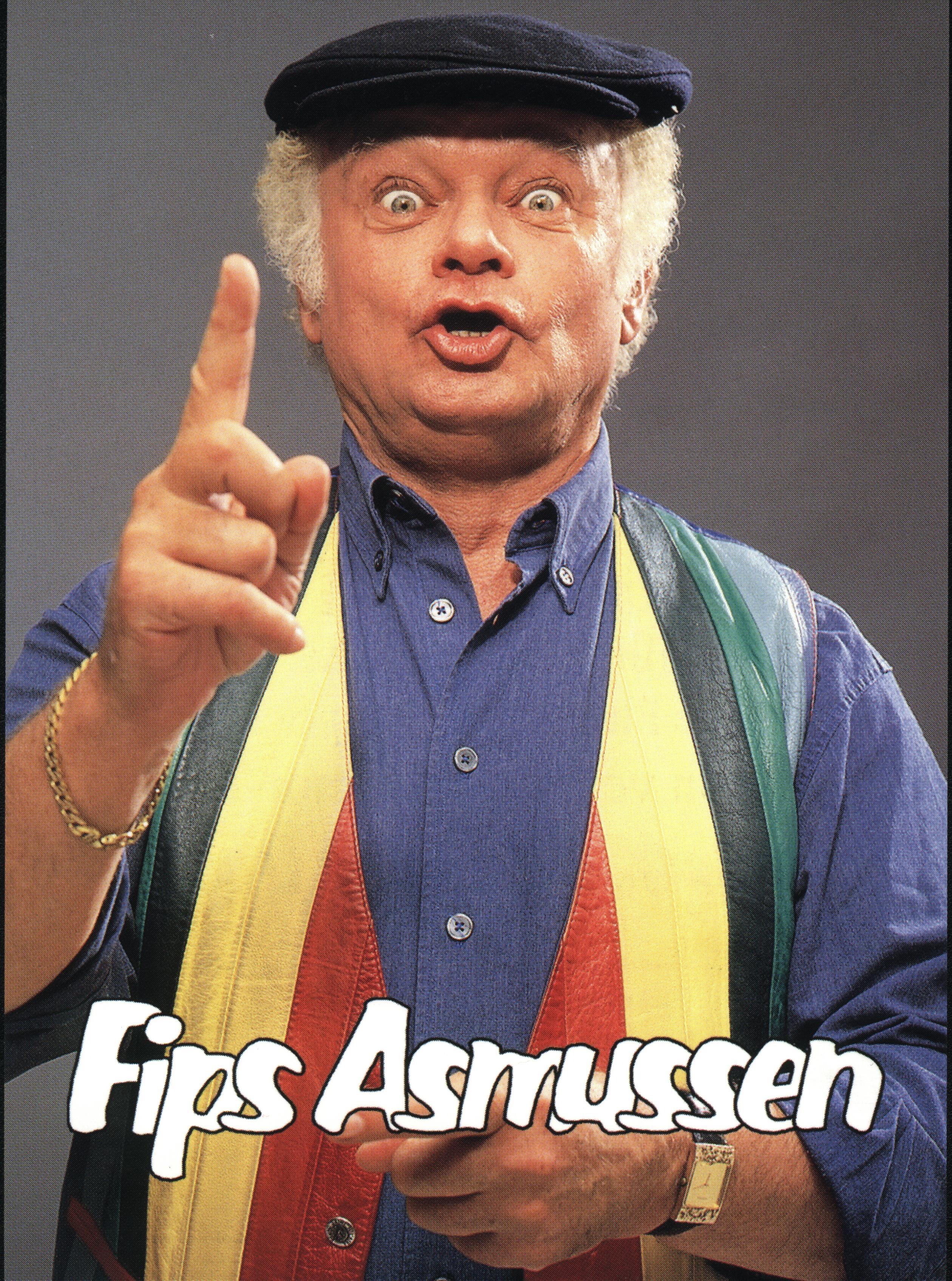 Fips Asmussen-Lachen bis der Arzt kommt