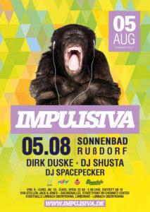 IMPULSIVA-Summer Open Air im Sonnenbad Rußdorf – abgesagt