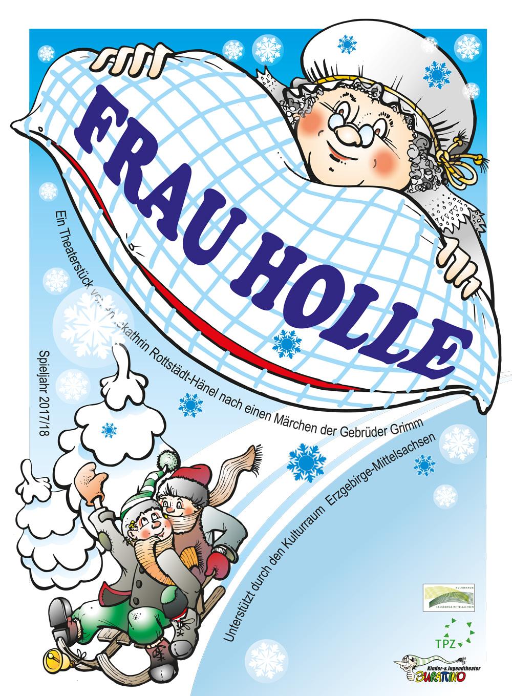 """""""Frau Holle""""-Kindertheater"""