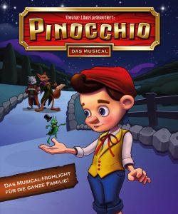 """Pinocchio – das Musical"""