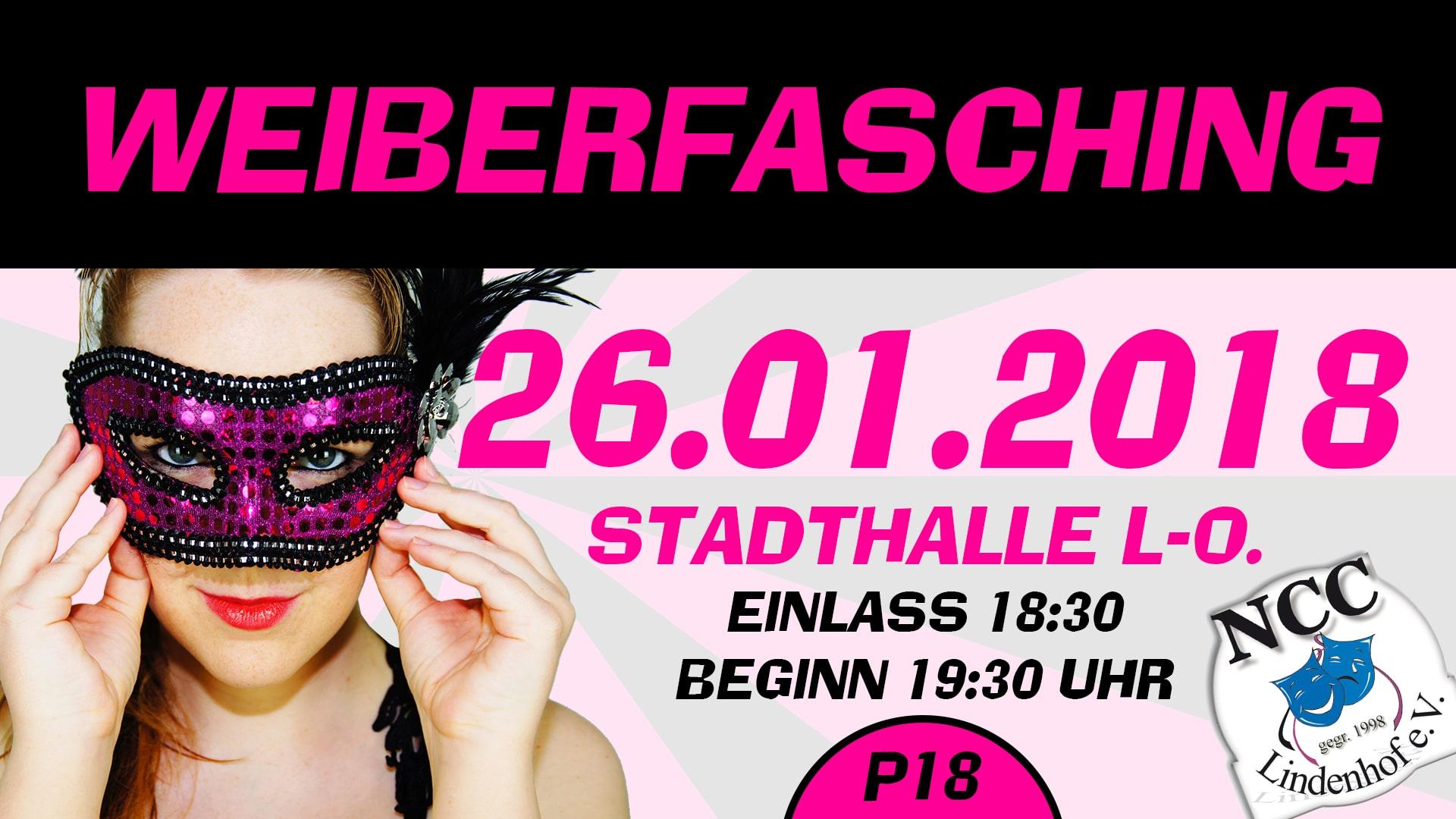 Weiberfasching – Niederfrohnaer Carnevalsclub