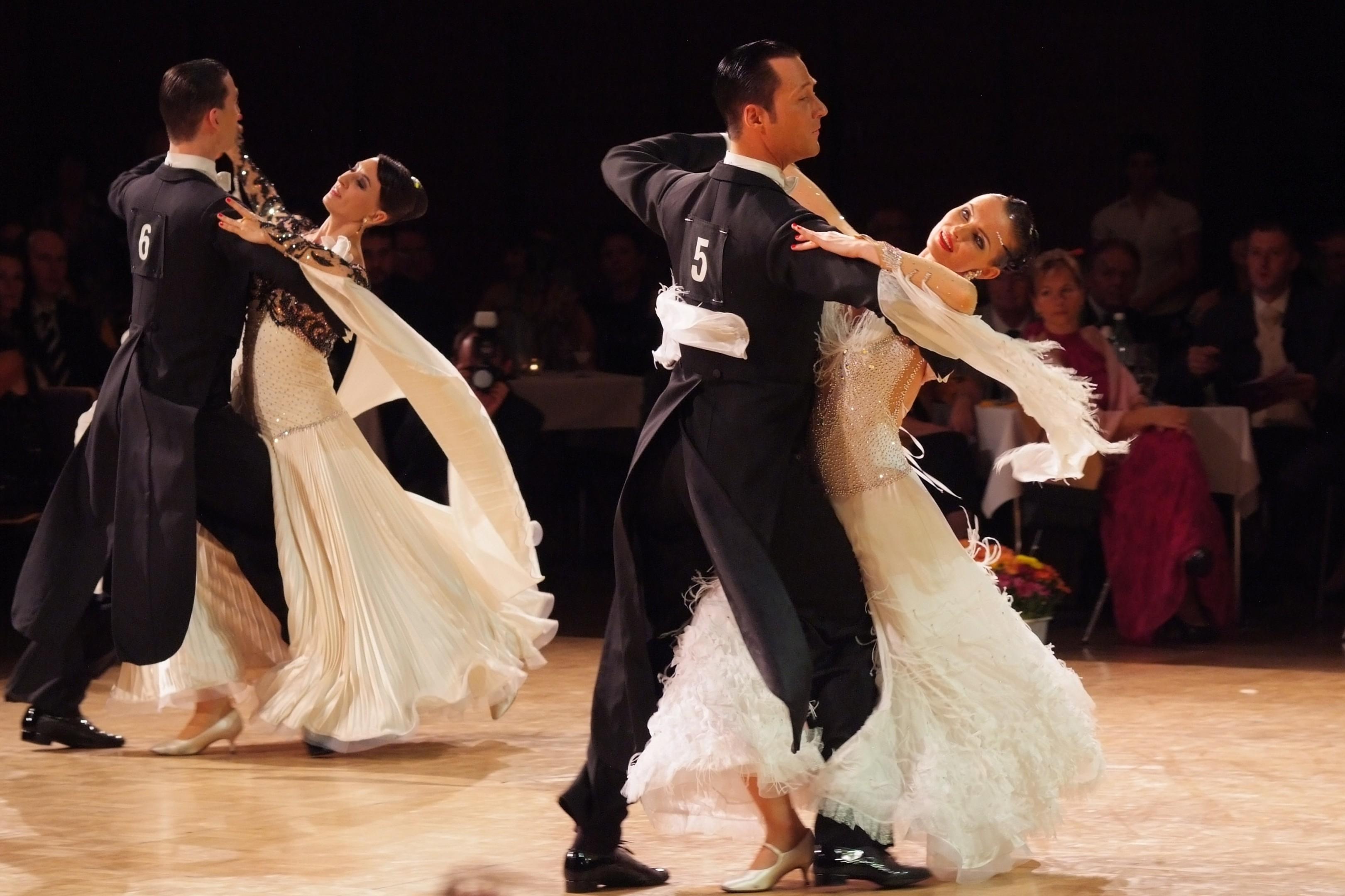 "Shownachmittag ""Showtime non-stop!"" im Rahmen des Tanzturniers"