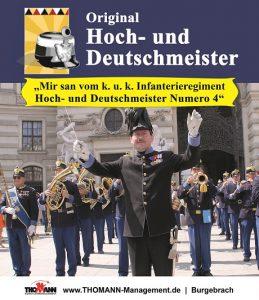 Hoch- und Deutschmeister Tournee 2018