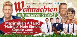 Weihnachten mit unseren Stars