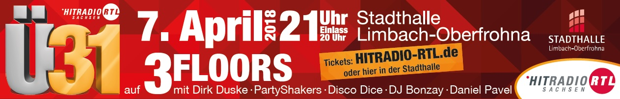 Die Hitradio RTL Ü31 Party