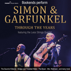 Simon and Garfunkel-Through the years Tribute Band