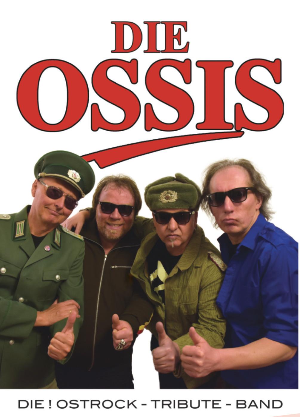 """Die """"Ossis"""" im Sonnenbad Rußdorf"""