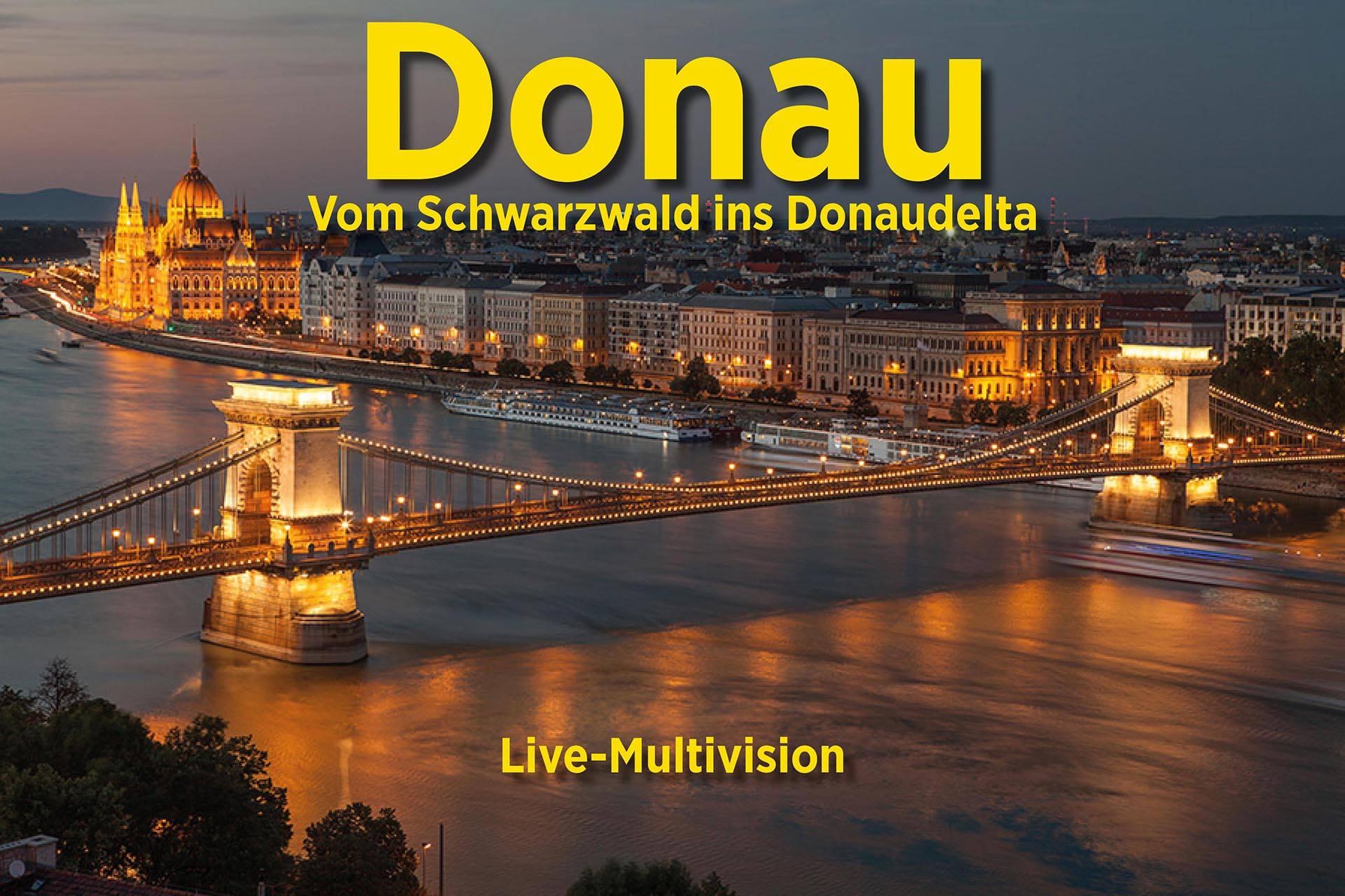 Multivisionshow Donau