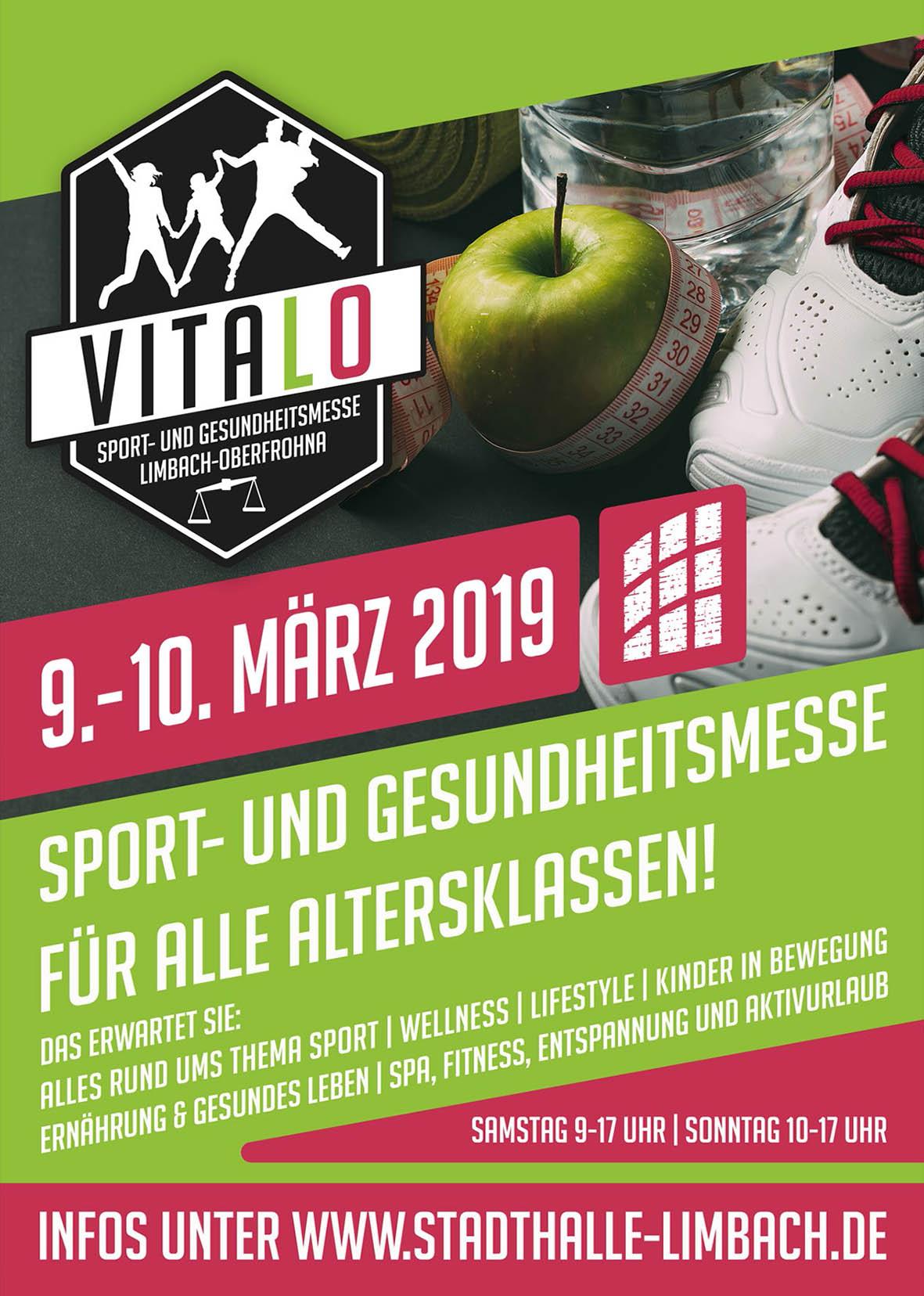 Vitalo – Sport- und Gesundheitsmesse