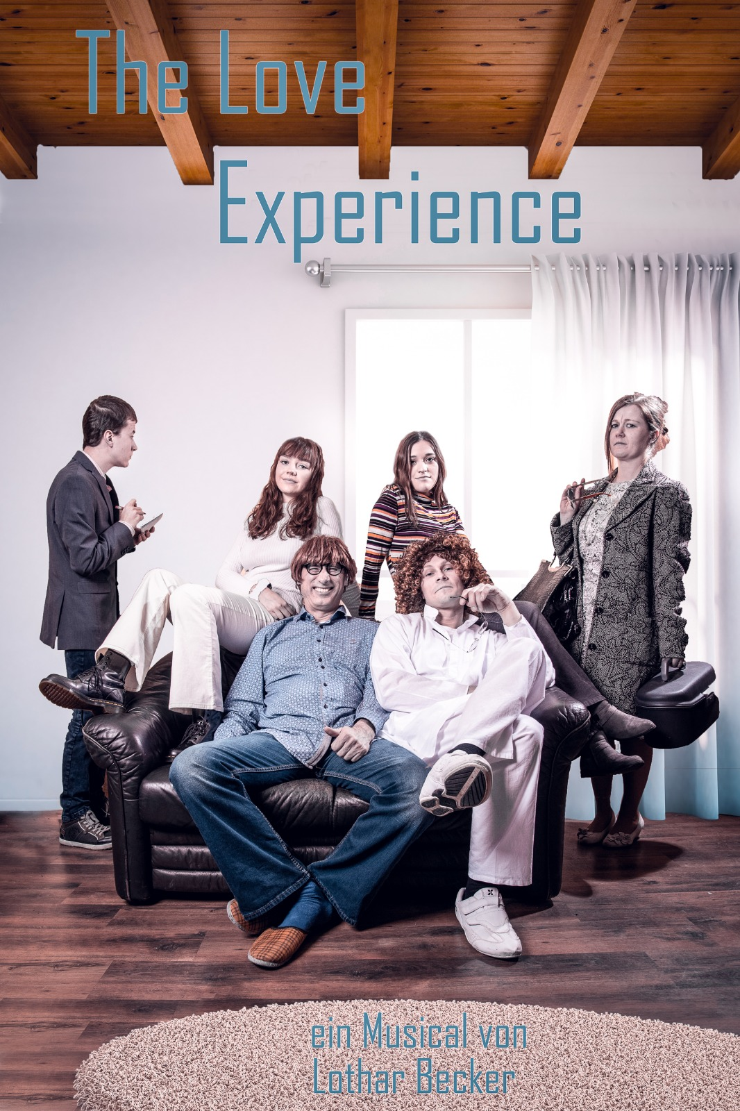 "Wolkenburger Schlosshoftheater: ""The Love Experience"""