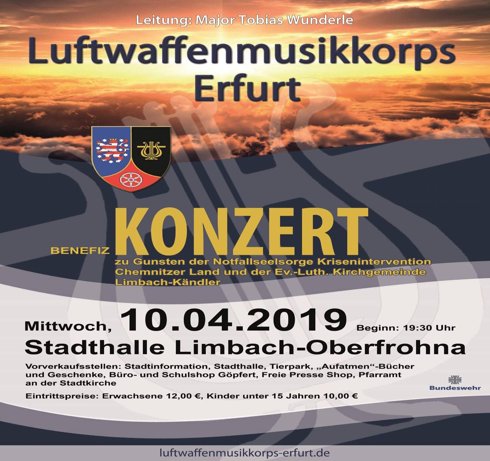 Luftwaffenmusikkorps Erfurt