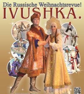 Ivushka – Die Russische Weihnachtsrevue