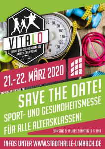 Vitalo 2020 – Sport- und Gesundheitsmesse