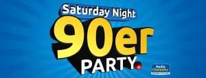 Radio Chemnitz 90er-Party