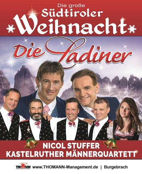 Die große Südtiroler Weihnacht: Die Ladiner