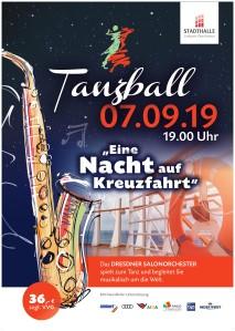 """Tanzball """"Eine Nacht auf Kreuzfahrt"""""""