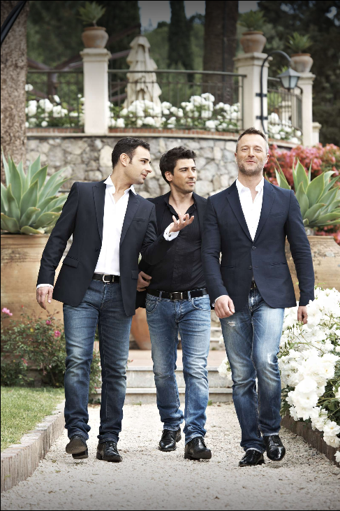 "The Italian Tenors ""Viva La Vita Tour 2019"""