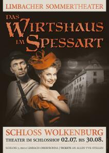 Limbacher Sommertheater: Das Wirtshaus im Spessart vom 02.07. bis 30.08.2020