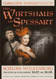 Limbacher Sommertheater: Das Wirtshaus im Spessart