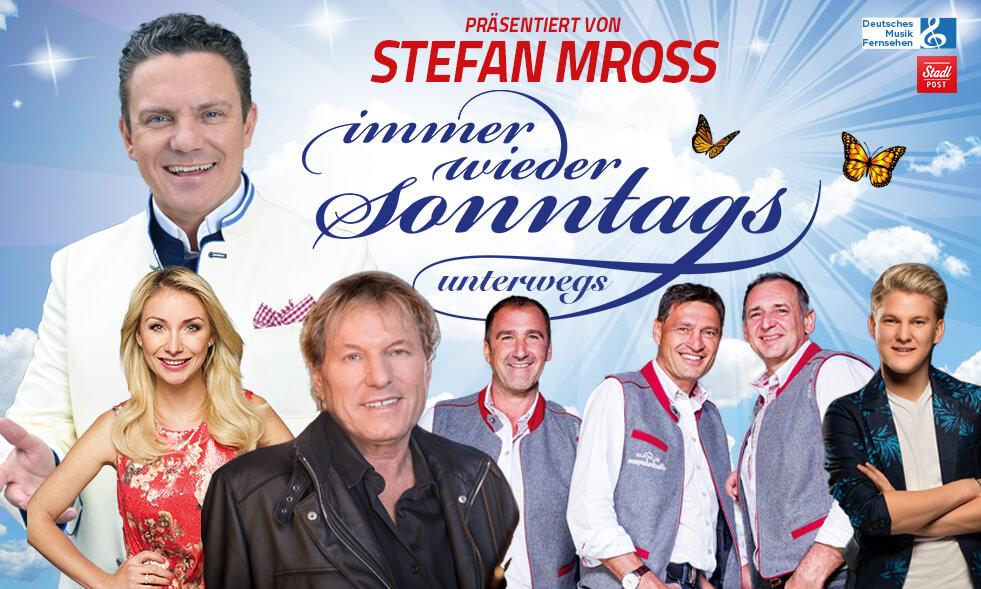 Stefan Mross – Immer wieder Sonntags