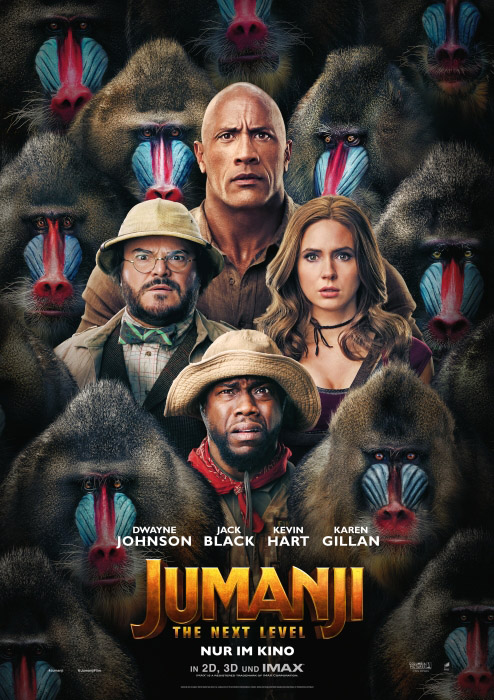 Jumanji: The Next Level (FSK:12)