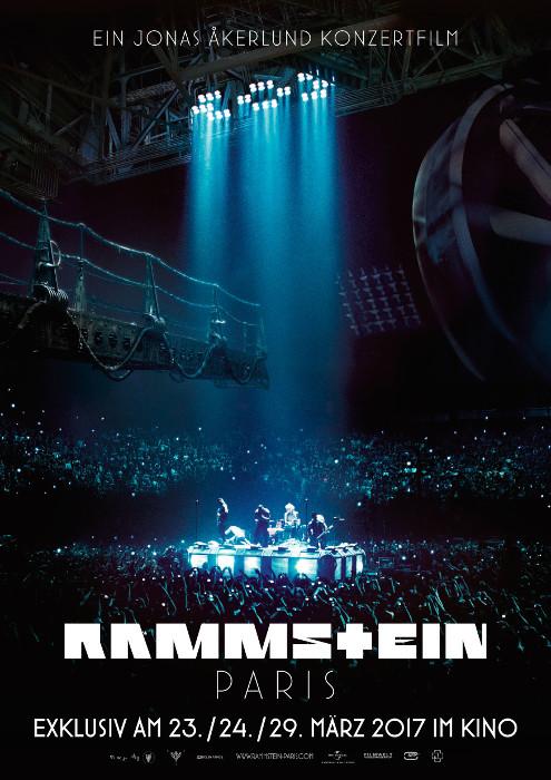 Rammstein Paris (FSK:16)