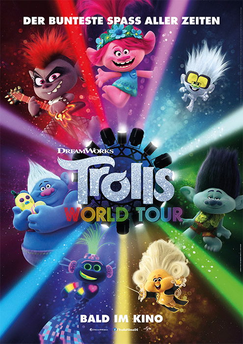 Trolls World Tour (FSK:0)