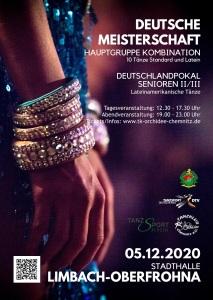 Deutsche Meisterschaft Kombination (10 Tänze)