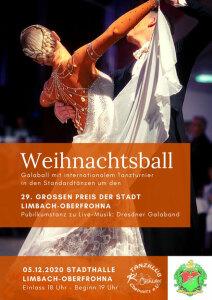 Weihnachtsball – 29. Großen Preis der Stadt Limbach-Oberfrohna