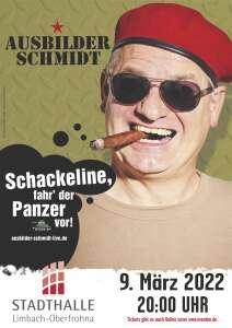 """Ausbilder Schmidt: """"SCHACKELINE, fahr mal der Panzer vor"""""""