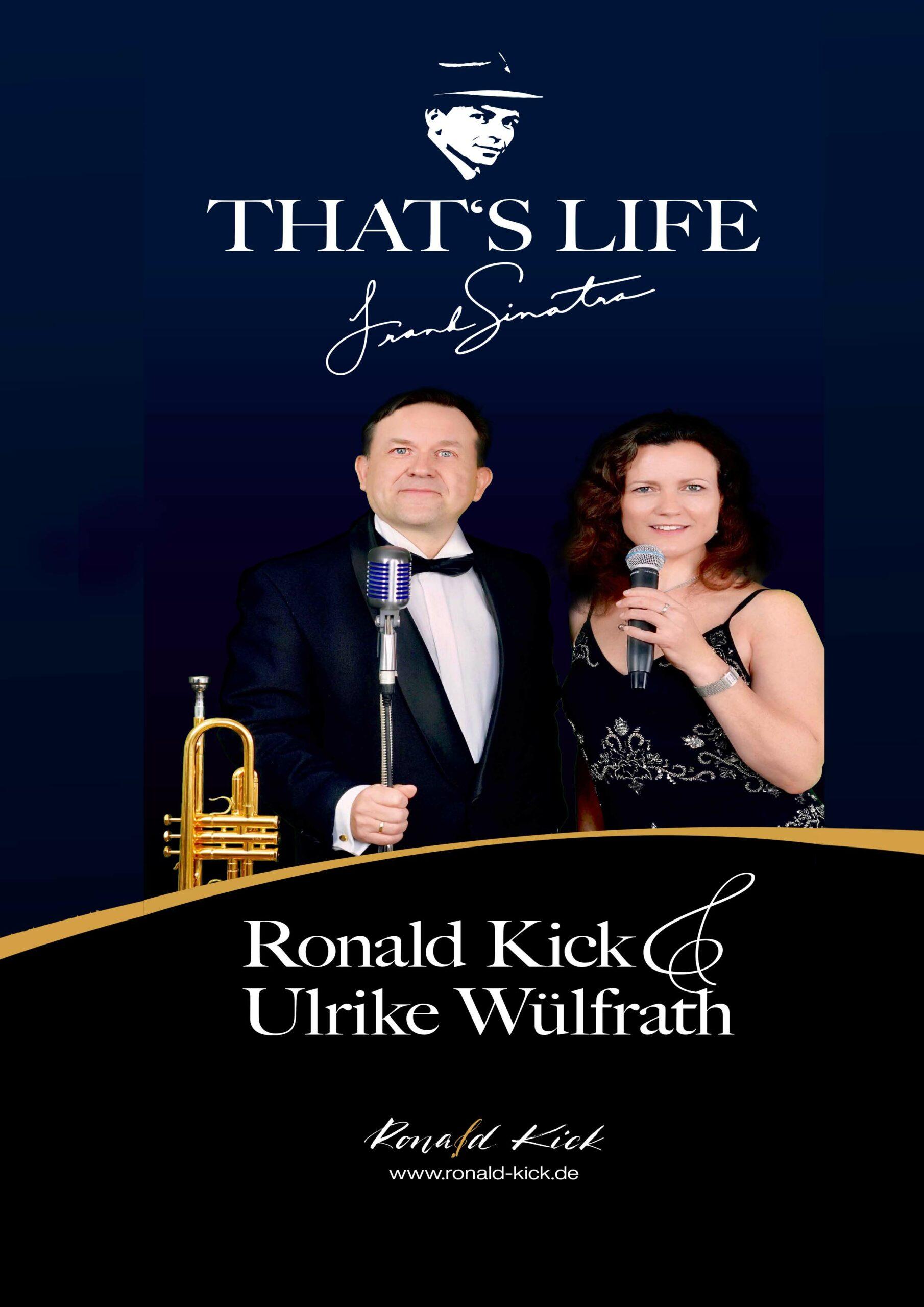 """""""That's Life"""" Ein gemütlicher Abend mit den Liedern von Frank Sinatra, Tapas und Whiskey."""