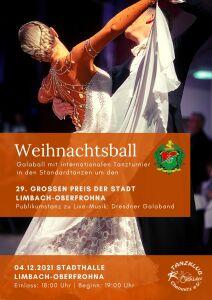 Großer Preis der Stadt Limbach-Oberfrohna – Weihnachtsball